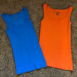 Size small tanks